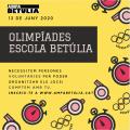 Cartell Olimpíades 2020 G